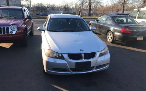 2006 BMW 3 Series for sale at Vuolo Auto Sales in North Haven CT