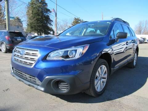 2017 Subaru Outback for sale at PRESTIGE IMPORT AUTO SALES in Morrisville PA