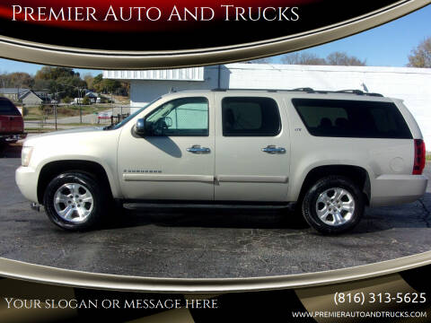 2007 Chevrolet Suburban for sale at Premier Auto And Trucks in Independence MO
