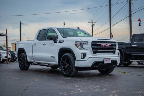 2019 GMC Sierra 1500 for sale at Jerrys Auto Sales in San Benito TX