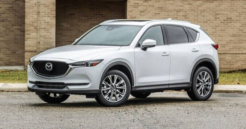 2020 Mazda CX-5 for sale at Xclusive Auto Leasing NYC in Staten Island NY