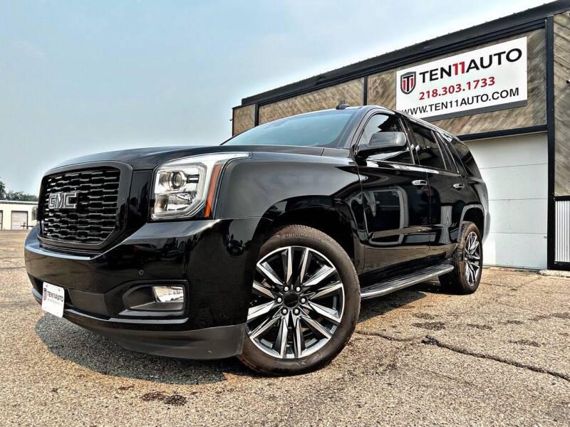 2020 GMC Yukon for sale at Ten 11 Auto LLC in Dilworth MN