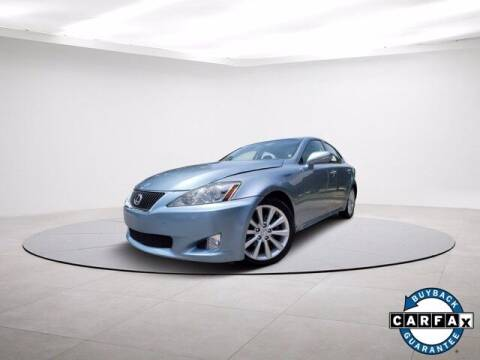2009 Lexus IS 250 for sale at Carma Auto Group in Duluth GA