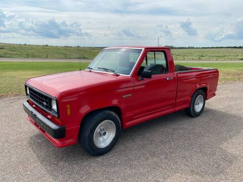 1984 Ford Ranger for sale at TNT Auto in Coldwater KS