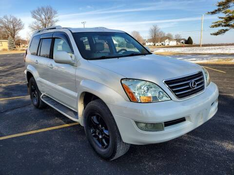 2007 Lexus GX 470 for sale at Tremont Car Connection in Tremont IL