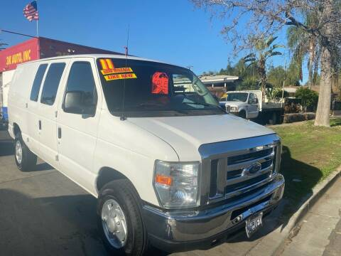 2011 Ford E-Series Cargo for sale at 3K Auto in Escondido CA
