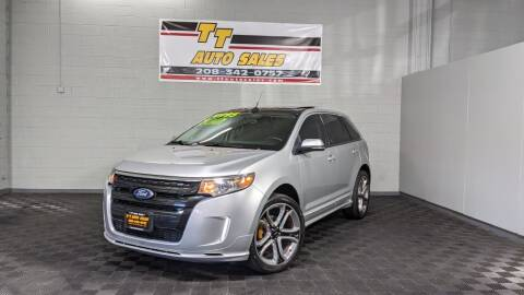 2013 Ford Edge for sale at TT Auto Sales LLC. in Boise ID