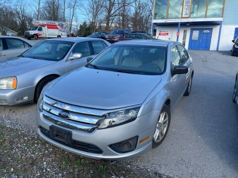 2010 Ford Fusion for sale at Noble PreOwned Auto Sales in Martinsburg WV