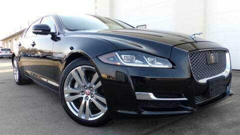 2018 Jaguar XJL for sale at Prudential Auto Leasing in Hudson OH