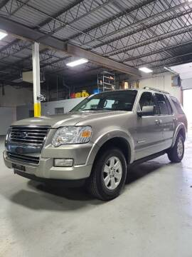 2008 Ford Explorer for sale at Brian's Direct Detail Sales & Service LLC. in Brook Park OH