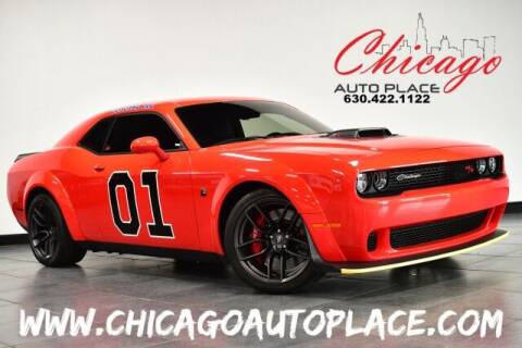 2021 Dodge Challenger for sale at Chicago Auto Place in Bensenville IL