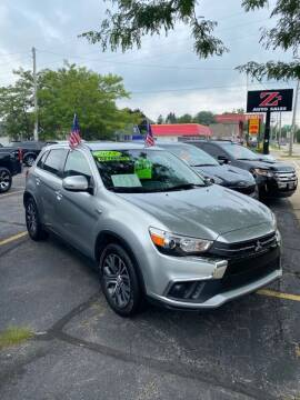 2018 Mitsubishi Outlander Sport for sale at Zs Auto Sales in Kenosha WI