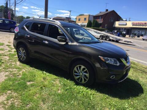 2014 Nissan Rogue for sale at Thomas Anthony Auto Sales LLC DBA Manis Motor Sale in Bridgeport CT