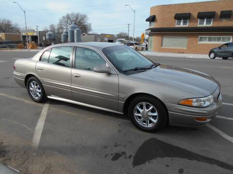 2003 Buick LeSabre for sale at Creighton Auto & Body Shop in Creighton NE