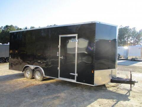2021 Continental Cargo SUNSHINE 8.5 X 20 VNOSE RACE for sale at Vehicle Network - HGR'S Truck and Trailer in Hope Mill NC