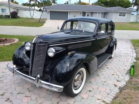 1937 Buick 1937 BUICK CENTURY SEDAN for sale at LAND & SEA BROKERS INC in Pompano Beach FL