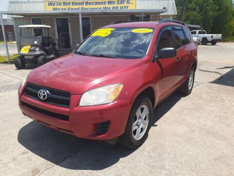 2012 Toyota RAV4 for sale at Taylor Trading Co in Beaumont TX