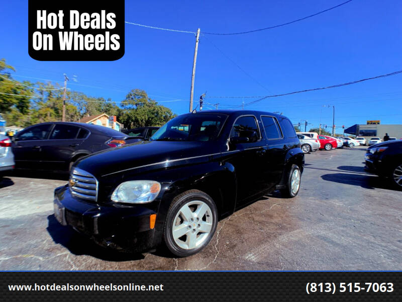 2010 Chevrolet HHR for sale at Hot Deals On Wheels in Tampa FL