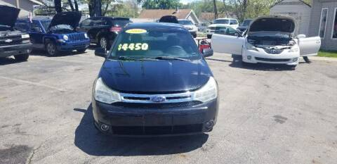2008 Ford Focus for sale at EZ Drive AutoMart in Springfield OH