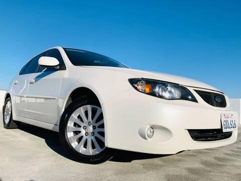 2008 Subaru Impreza for sale at Empire Auto Sales in San Jose CA
