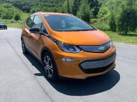 2017 Chevrolet Bolt EV for sale at Hawkins Chevrolet in Danville PA