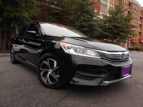 2017 Honda Accord for sale at H & R Auto in Arlington VA