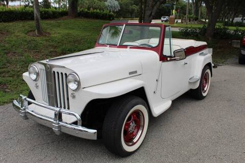 1949 Willys Jeepster for sale at Premier Motorcars in Bonita Springs FL
