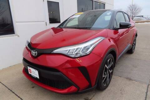 2020 Toyota C-HR for sale at HILAND TOYOTA in Moline IL