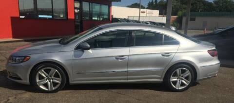 2013 Volkswagen CC for sale at Alliance Auto in Newport MN