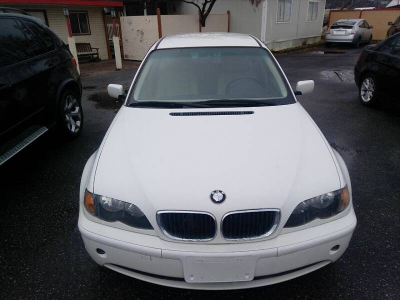 2003 BMW 3 Series for sale at Marvelous Motors in Garden City ID