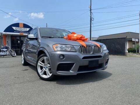 2013 BMW X3 for sale at OTOCITY in Totowa NJ