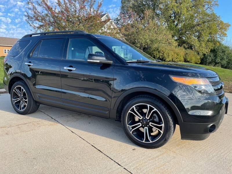 2014 Ford Explorer for sale at Kuhn Enterprises, Inc. in Fort Atkinson IA