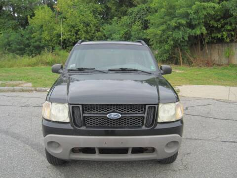 2002 Ford Explorer Sport Trac for sale at EBN Auto Sales in Lowell MA