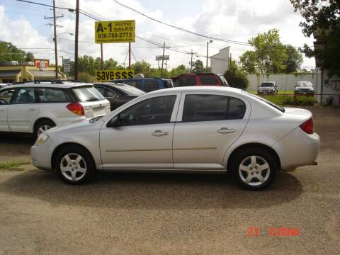 2005 Chevrolet Cobalt for sale at A-1 Auto Sales in Conroe TX