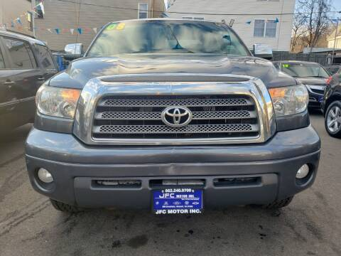2008 Toyota Tundra for sale at JFC Motors Inc. in Newark NJ