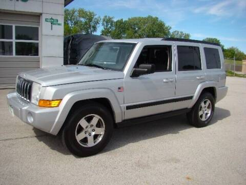 2009 Jeep Commander for sale at Main Street Motors Inc. in Milan IL