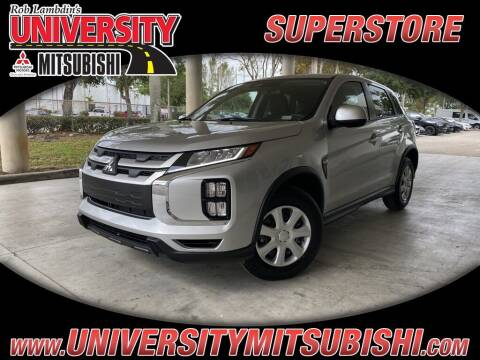 2021 Mitsubishi Outlander Sport for sale at University Mitsubishi in Davie FL