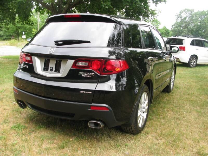2010 Acura RDX SH-AWD 4dr SUV - Windsor Locks CT