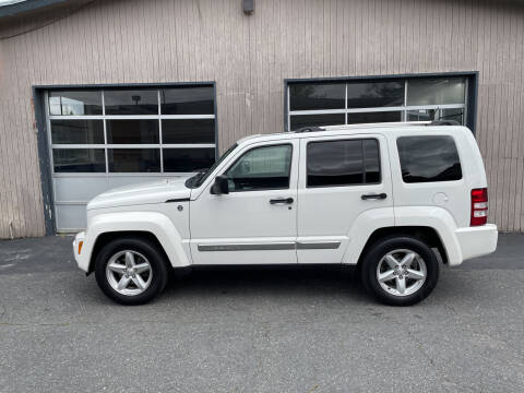 2009 Jeep Liberty for sale at Westside Motors in Mount Vernon WA