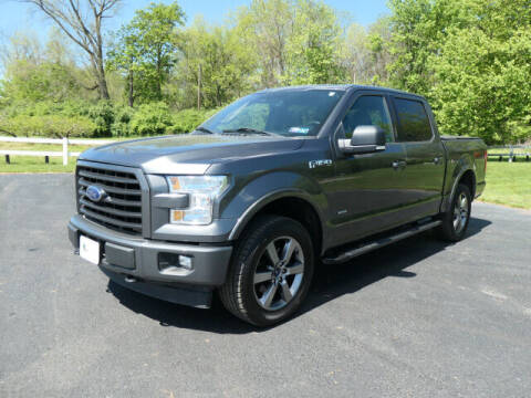 2017 Ford F-150 for sale at Woodcrest Motors in Stevens PA
