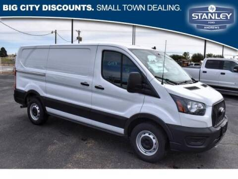 2021 Ford Transit for sale at STANLEY FORD ANDREWS in Andrews TX