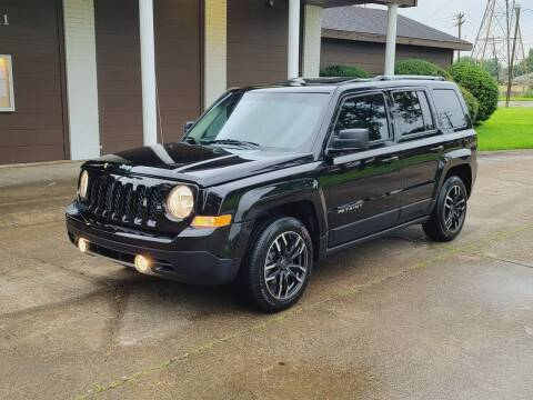 2017 Jeep Patriot for sale at MOTORSPORTS IMPORTS in Houston TX