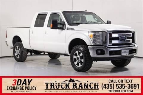 2013 Ford F-350 Super Duty for sale at Truck Ranch in Logan UT