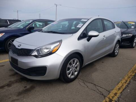 2015 Kia Rio for sale at JDL Automotive and Detailing in Plymouth WI