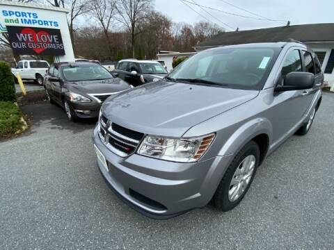 2017 Dodge Journey for sale at Sports & Imports in Pasadena MD