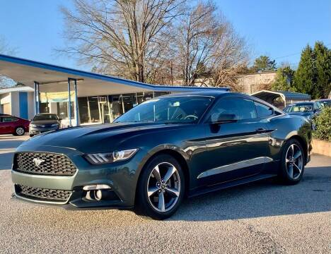 2016 Ford Mustang for sale at GR Motor Company in Garner NC