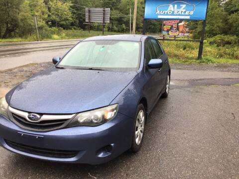 2011 Subaru Impreza for sale at ALZ Auto Sales in Mount Pocono PA