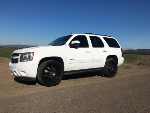 2010 Chevrolet Tahoe for sale at M AND S CAR SALES LLC in Independence OR