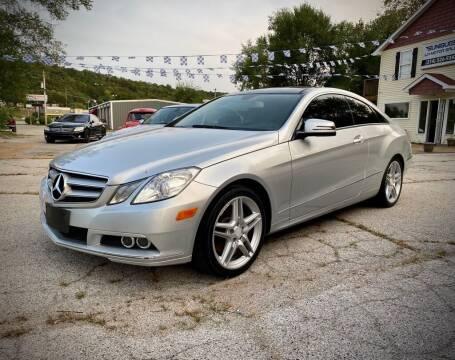 2011 Mercedes-Benz E-Class for sale at Unique LA Motor Sales LLC in Byrnes Mill MO