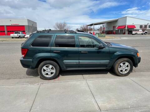 2005 Jeep Grand Cherokee for sale at ALOTTA AUTO in Rexburg ID
